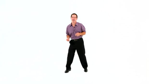 H. How to Do Single Time Swing in Swing Dance Promo Image
