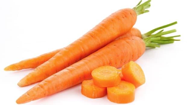 K. Good Vitamin A Foods Promo Image