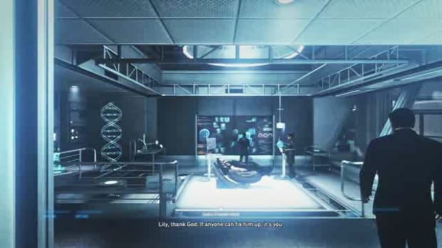 H. Syndicate Walkthrough Part 8 - Eurocorp Promo Image