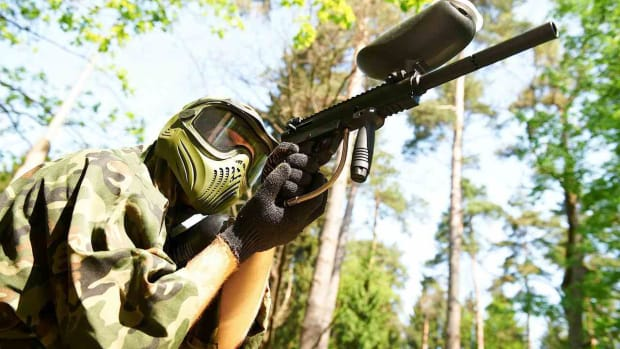 N. Gravity-Fed Paintball Hoppers vs. Electronic Hoppers Promo Image