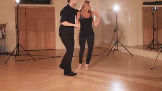 ZF. How to Do the Sweetheart Salsa Dance Step Promo Image