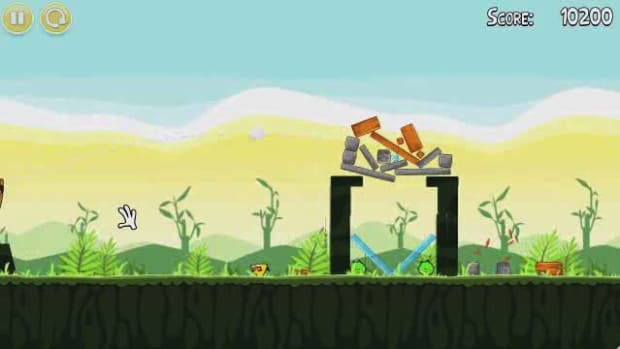 G. Angry Birds Level 2-7 Walkthrough Promo Image