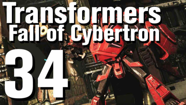ZH. Transformers Fall of Cybertron Walkthrough Part 34 - Chapter 12 Promo Image