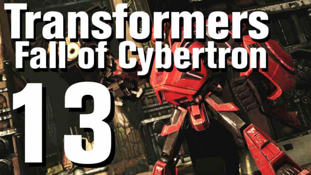 M. Transformers Fall of Cybertron Walkthrough Part 13 - Chapter 4 Promo Image
