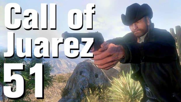 ZY. Call of Juarez The Cartel Walkthrough: Alternate Ending Promo Image
