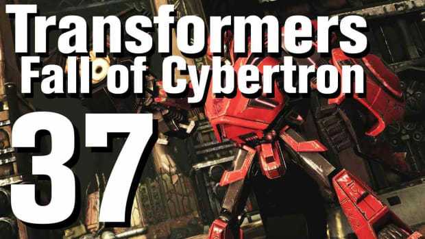 ZK. Transformers Fall of Cybertron Walkthrough Part 37 - Chapter 13 Promo Image