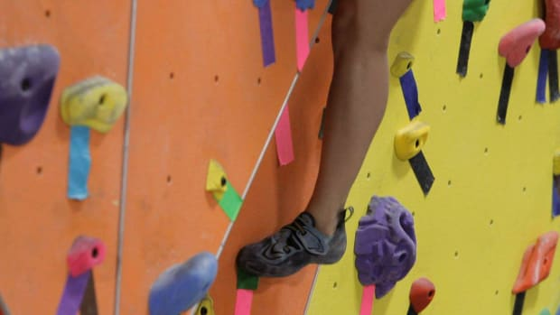 ZB. Best Shoes for Indoor Climbing Promo Image