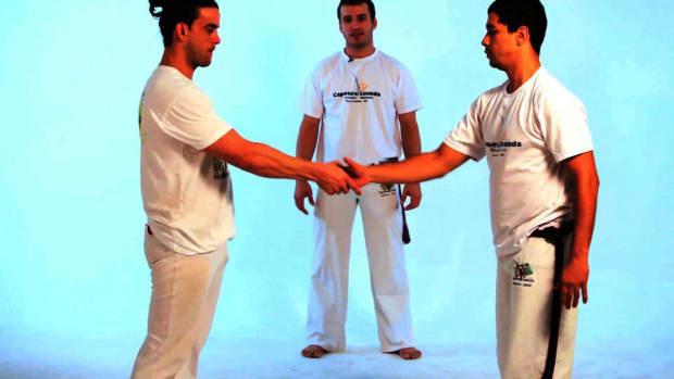 ZC. What Are Capoeira & Jogo de Capoeira? Promo Image