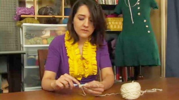 M. How to Do Half Double Crochet Promo Image