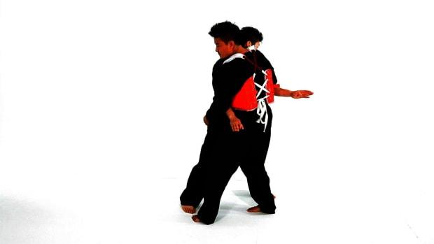 ZP. How to Do Clinch Technique 3 in Taekwondo Promo Image