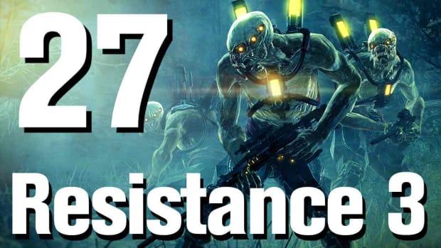 ZA. Resistance 3 Walkthrough Part 27: Nature of the Beast Promo Image