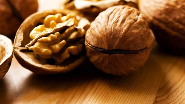 M. What Makes a Walnut a Superfood? Promo Image