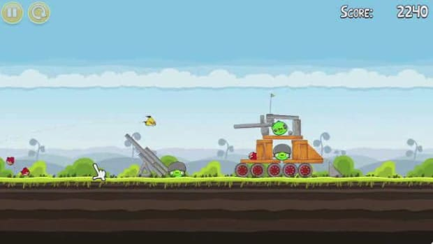 I. Angry Birds Level 4-9 Walkthrough Promo Image