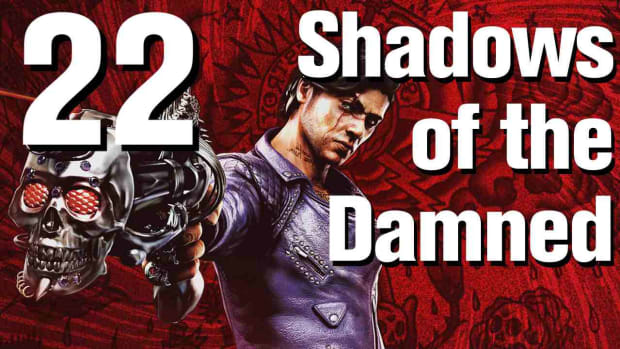 V. Shadows of the Damned Walkthrough: Act 3-3 As Evil As Dead (3 of 3) Promo Image