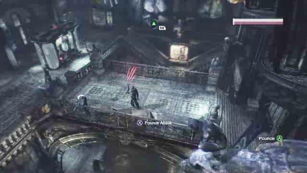 ZZB. Batman Arkham City Walkthrough Part 55 - Boss Fight - Two-Face Promo Image