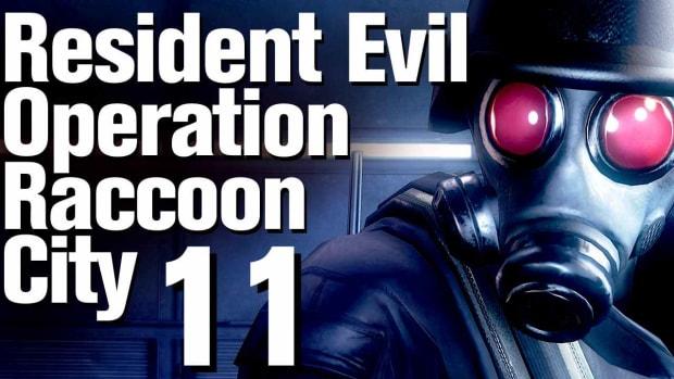 K. Resident Evil Operation Raccoon City Walkthrough Part 11 - Lights Out Promo Image
