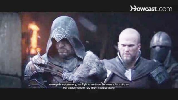 B. Assassin's Creed Revelations Walkthrough Part 2 - A Sort of Homecoming Promo Image