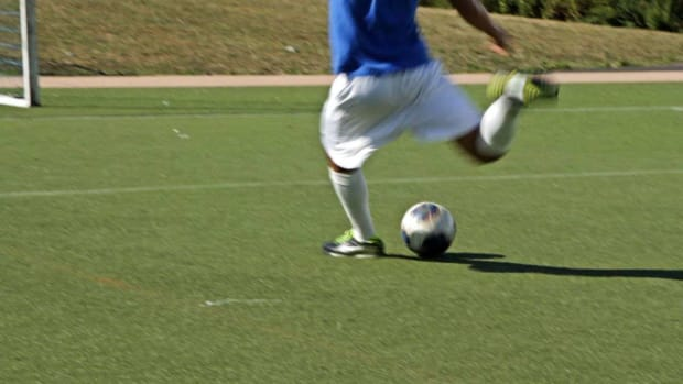 I. How to Shoot a Soccer Ball Promo Image