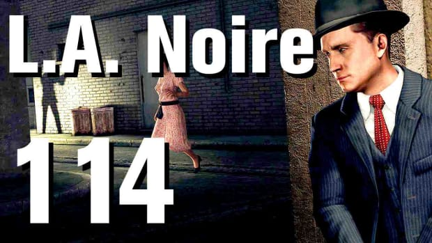 "ZZZZJ. L.A. Noire Walkthrough Part 114: ""House Of Sticks"" (5 of 5) Promo Image"