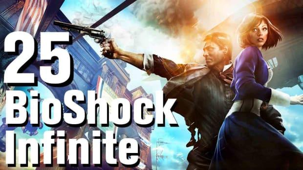 Y. BioShock Infinite Walkthrough Part 5 Promo Image