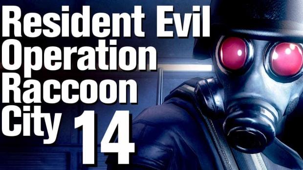 N. Resident Evil Operation Raccoon City Walkthrough Part 14 - Gone Rogue Promo Image