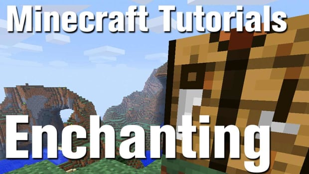 ZP. Minecraft Tutorial: How to enchant bows in Minecraft Promo Image