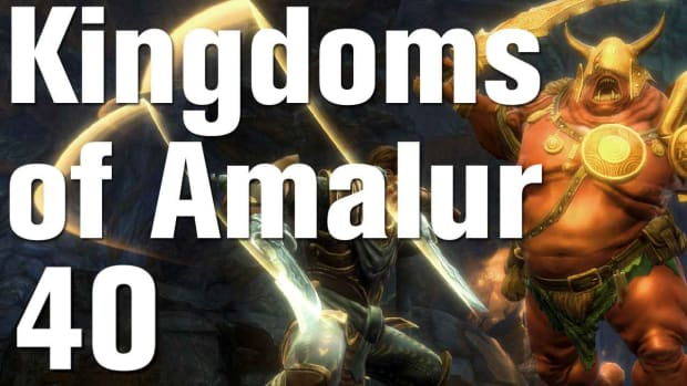 ZN. Kingdoms of Amalur: Reckoning Walkthrough Part 40 - Gadflow Promo Image