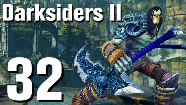 ZF. Darksiders 2 Walkthrough Part 32 - Chapter 4 Promo Image