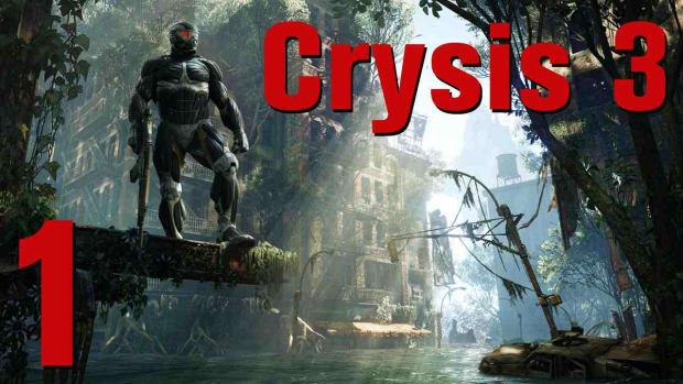 A. Crysis 3 Ending Promo Image