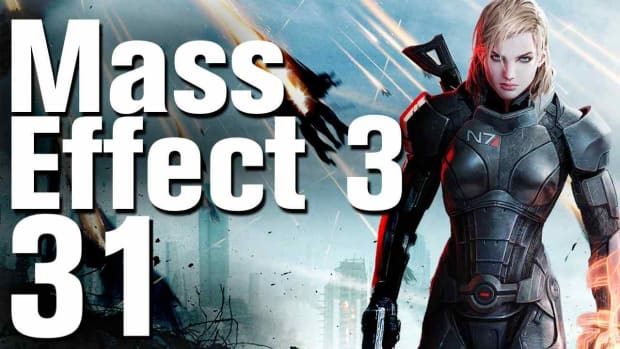 ZE. Mass Effect 3 Walkthrough Part 31 - Sur'Kesh Promo Image