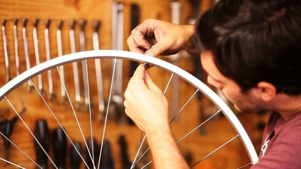N. How to Replace Bicycle Spokes Promo Image
