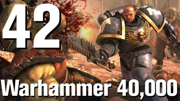 ZO. Warhammer 40K Space Marine Walkthrough Part 42: Prince of Daemons Promo Image