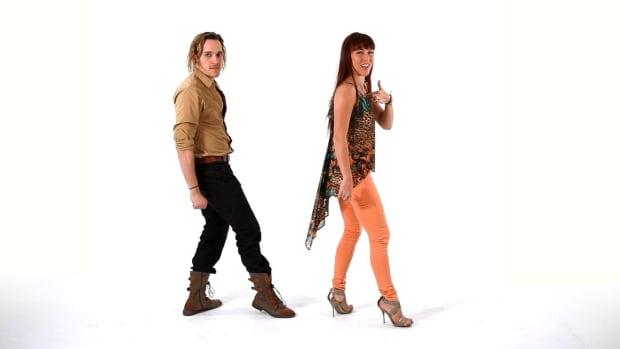 ZA. How to Combine Easy Samba & House Dance Moves Promo Image