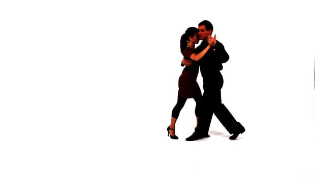 D. How to Dance the Argentine Tango with Music Promo Image