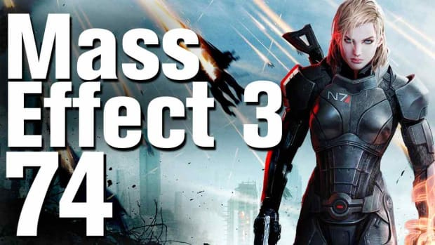 ZZV. Mass Effect 3 Walkthrough Part 74 - Sanctuary Promo Image