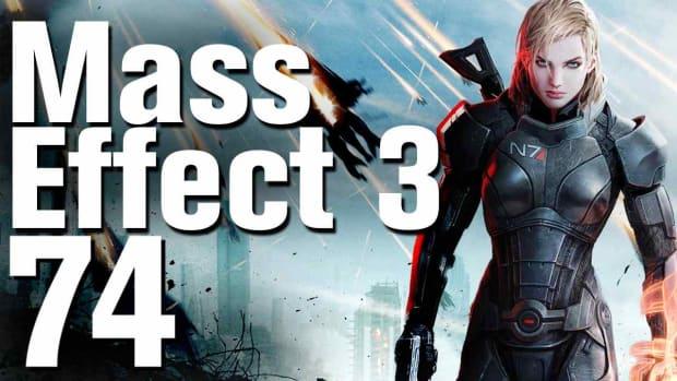 ZZV. Mass Effect 3 Walkthrough Part 74 - Sanctuary Promo Image