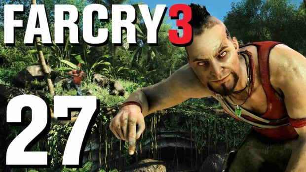 ZA. Far Cry 3 Walkthrough Part 27 - Unhappy Reunion Promo Image