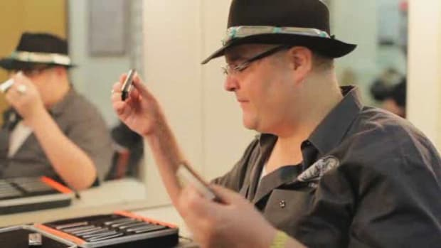 B. What Are John Popper's 14 Harmonicas? Promo Image