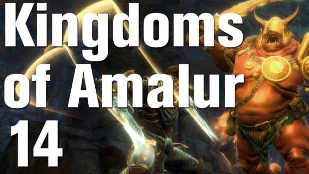 N. Kingdoms of Amalur: Reckoning Walkthrough Part 14 - The Hunters Hunted Promo Image