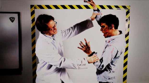 ZF. Best Hand-to-Hand Combat Techniques to Fight Zombies Promo Image