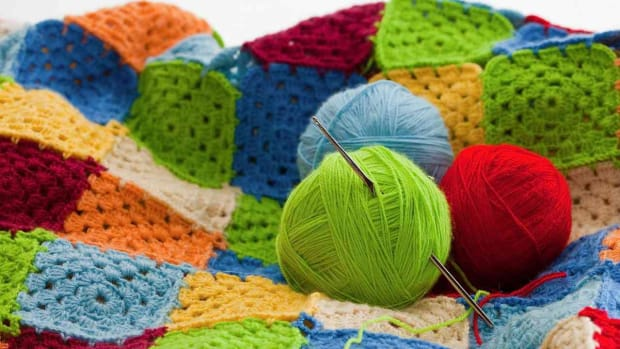G. How to Crochet a Baby Blanket Promo Image