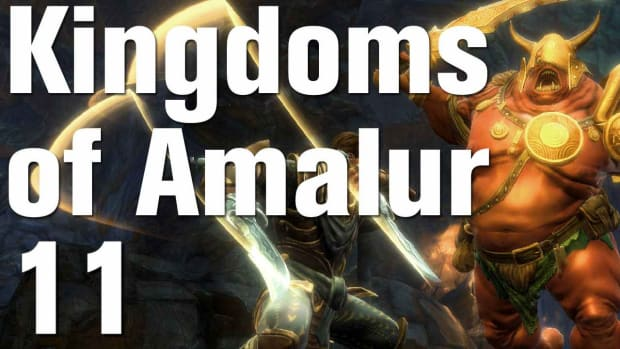 K. Kingdoms of Amalur: Reckoning Walkthrough Part 11 - Haxhi Dam Promo Image