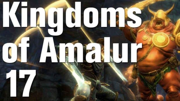 Q. Kingdoms of Amalur: Reckoning Walkthrough Part 17 - An Old Friend Promo Image