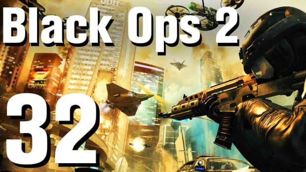 ZF. Black Ops 2 Walkthrough Part 32 - Achilles' Veil Promo Image