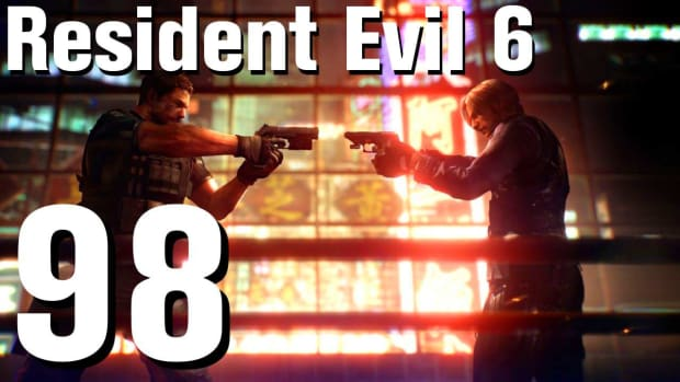 ZZZT. Resident Evil 6 Walkthrough Part 98 - Chapter 16 Promo Image