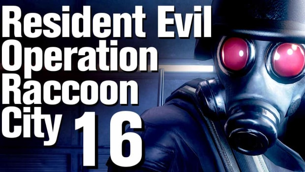 P. Resident Evil Operation Raccoon City Walkthrough Part 16 - Expendable Promo Image