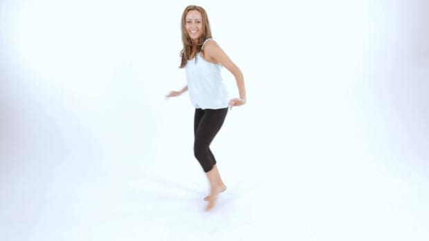 S. How to Do a Short Samba Pagode Routine Promo Image