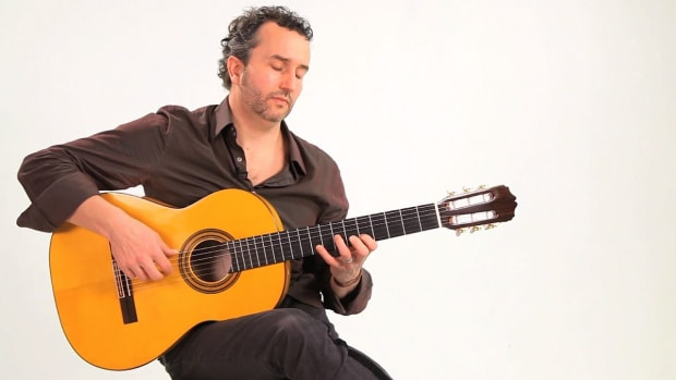 ZB. How to Play Flamenco Scales Promo Image