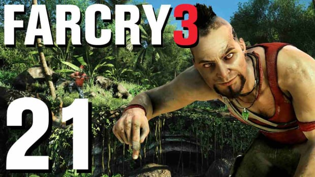 U. Far Cry 3 Walkthrough Part 21 - Down in the Docks Promo Image