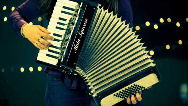 D. How to Hold an Accordion Promo Image